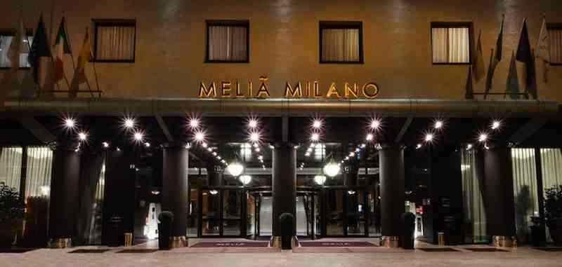 hotel melia compleanno feste private eventi convention